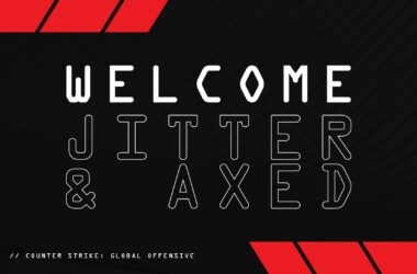 RBG Welcome jitter & Axed